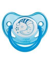 Canpol Babies ст.22 / 500 Ортодонтическая силиконовая пустышка ночь 0-6 месяцев