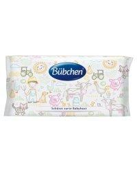 Bubchen Sensitive Art. TB77 Влажные салфетки для малышей 52 шт