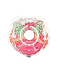 Flipper Art.FL011 поплавок младенцев (надувное кольцо вокруг шеи для плавания) 0-24 месяцев (нагрузка от 3-18kg).