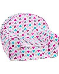 Capri детское кресло мягкое сиденье диван