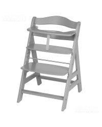 Fillikid Art.1221-07 Grey Деревянный стульчик для кормления