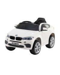 TLC BMW X6M Art.2199 Белый Детский электрический автомобиль дистанционного управления