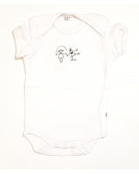 Пеппи Art.342-351-01 Infant Boddy с короткими рукавами (с различными конструкциями)