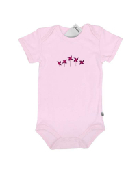 Пеппи Art.342-351-50 Infant Boddy с короткими рукавами
