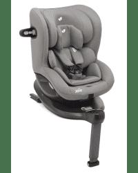 Joie'20 I-Спин 360 Art.C1801AAGFL000 Серый Фланель autokrēsliņš 0-18 кг