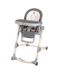 Lionelo Cora Art.117933 Stone стульчик для кормления