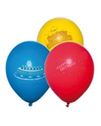 Воздушные шары 6GB. Поздравляю