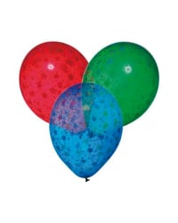 Воздушные шары цветок 6gb