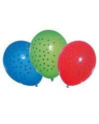 Воздушные шары 6GB. конфетти
