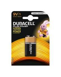 Батарея Duracell Plus 9V (Crohn)