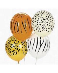 Воздушные шары мотив 6gb животных