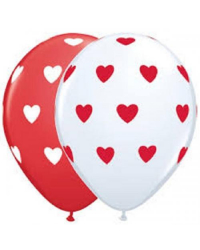 Воздушные шары сердца 6gb