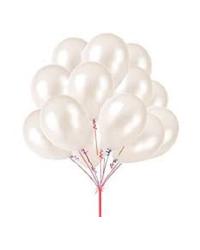 Воздушные шары белого 6 Гбит