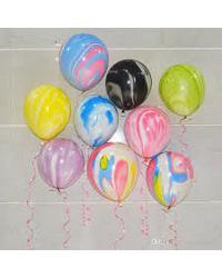 Воздушные шары мрамор 6gb