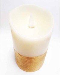 Светодиодная свеча с золотой отделкой ommre Share -30%