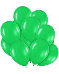 Аватар зеленые шары 100шт