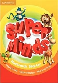 Super Minds. Starter Flashcards