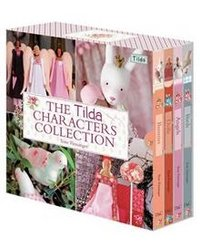 The Tilda Characters Collection: WITH Birds AND Bunnies AND Angels AND Dolls
