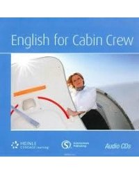 Audio CD. English for Cabin Crew