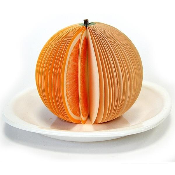 "Блокнот ""Апельсин"""