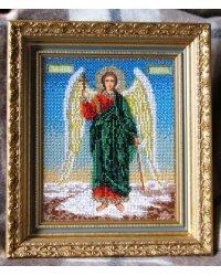 """Набор для вышивания икон из бисера """"Ангел Хранитель"""""""