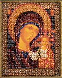"""Набор для вышивания икон из бисера """"Казанская Богородица"""""""