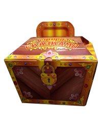 CD-ROM (MP3). Сундук со сказками. Русские сказки (подарочный комплект из 15 аудиокниг) (количество CD дисков: 15)