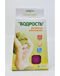 "Рукавица массажная ""Бодрость"""