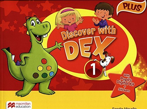 Книга «Discover with Dex. Level 1. Pupil's Book Plus Pack