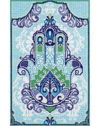 """Набор для вышивания Panna """"Хамса (Рука Бога)"""", арт. СО-1913, 17х26 см"""