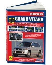 Suzuki Grand Vitara с 2005 бензин. Характерные неисправности. Руководство по ремонту и эксплуатации автомобиля