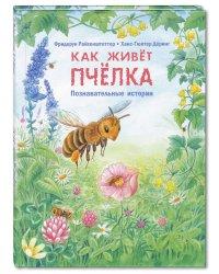 Как живёт пчёлка. Познавательные истории