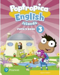Poptropica English Islands. Level 3. Pupil's Book and Online Game Access Card Pack