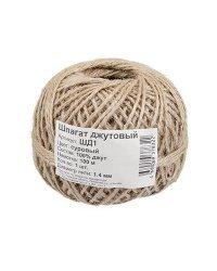Шпагат джутовый 50 м цвет суровый арт шд2 купить лапки для швейных машин в рязани