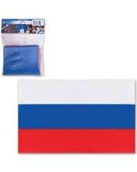 Флаг РФ, 70x105 см, карман под древко