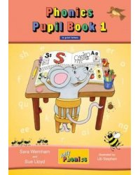 Jolly Phonics. Pupil Book 1 (in Print Letters)
