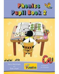 Jolly Phonics. Pupil Book 2 ( in Precursive Letters)
