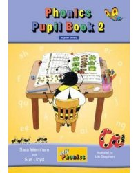 Jolly Phonics. Pupil Book 2 (in Print Letters)