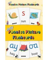 Jolly Phonics. Picture Flashcards