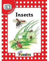 Jolly Phonics. Insects