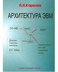 Архитектура (ЭВМ) электронных вычислительных машин