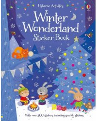 Winter Wonderland. Sticker Book