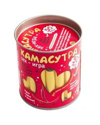 """Игра """"Камасутра"""", в тубусе (арт. 99039)"""