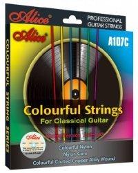 Струны для классической гитары Alice A107С