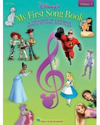 Disney's My First Songbook. Volume 4
