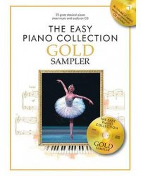 The Easy Piano Collection. Gold Sampler (+ Audio CD)
