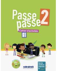 Pase-Passe. Cahier d'activites A1.2 (+ Audio CD)