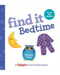 Find It Bedtime. Board book