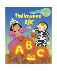 Halloween ABC. Board Book