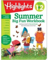 Summer Big Fun. Workbook. Bridging Grades 1 & 2